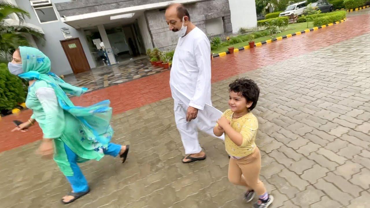 Dada Dadi , Rashu ki Nakal Utaarne lage..