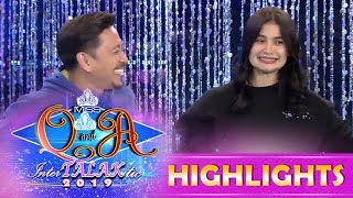 It's Showtime Miss Q & A: Jhong laughs at Anne's Tagalog pronunciation