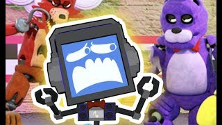 FNAF PIZZERIA TYCOON 2 ► Fandroid the Musical Robot!