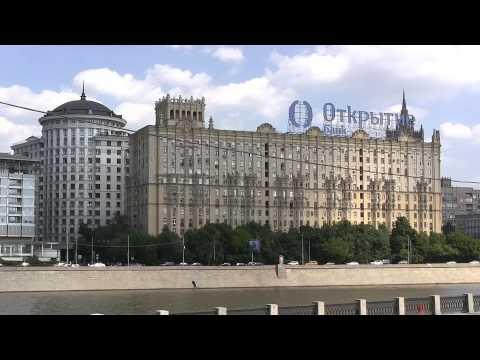 Автобусная экскурсия по Москве, 03.06.2015