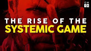 Gambar cover The Rise of the Systemic Game | Game Maker's Toolkit