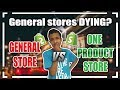 Are General Stores Dying? One Product VS General Store Comparison