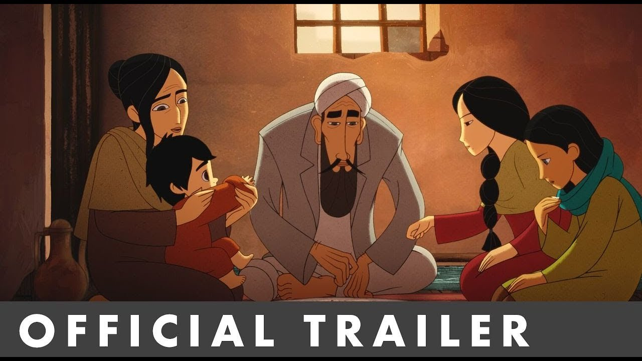 Download THE BREADWINNER - Official Trailer - Dir. by Nora Twomey and executive prod. Angelina Jolie