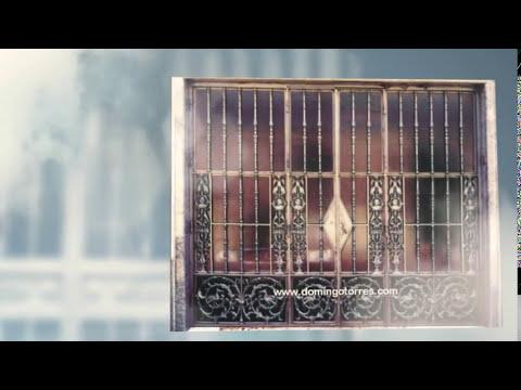 Ejemplos de puertas art sticas de forja domingo torres - Domingo torres forja ...