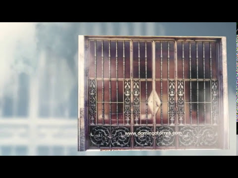 Ejemplos de puertas art sticas de forja domingo torres - Forja domingo torres ...