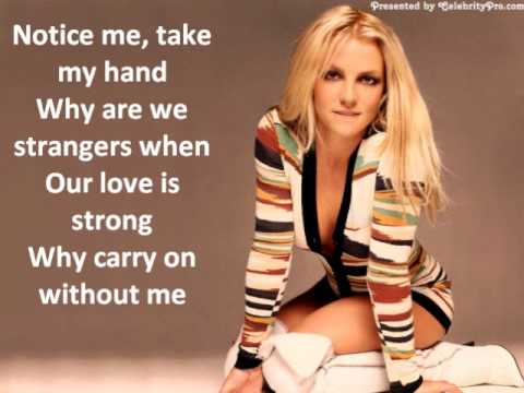 everytime-britney spears karaoke WITH BACK UP and lyrics on screen