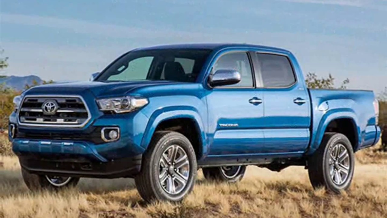 Toyota Tacoma 2018 TRD Off Road First Drive Reviews - YouTube