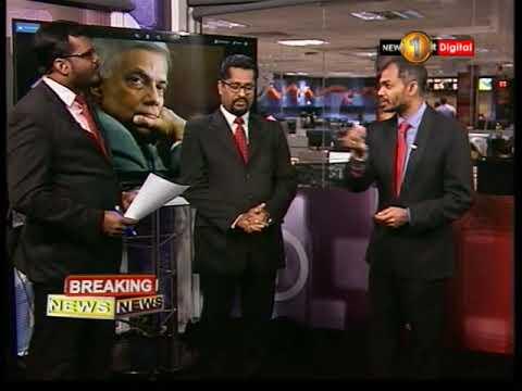 News 1st: Prime Time Sinhala News - 10 PM | (13-02-2018)