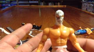 shredding toy figures