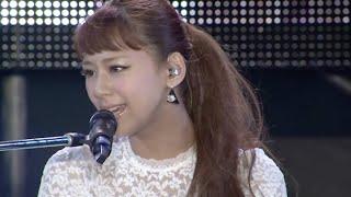 Gambar cover 西内まりや / 3rdシングル「ありがとうForever...」ピアノ弾き語り @RACo2015
