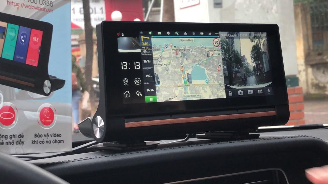 Màn hình dẫn đường ô tô