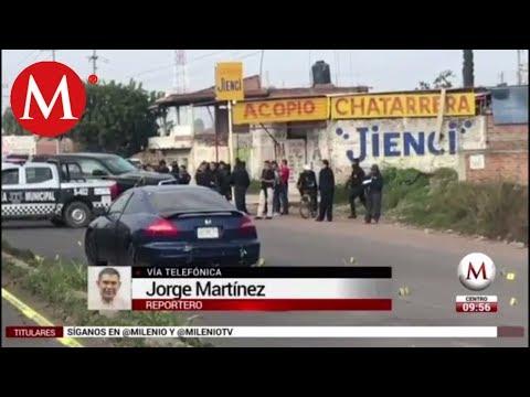 Emboscan y matan a mando de la Policia de El Salto, Jalisco