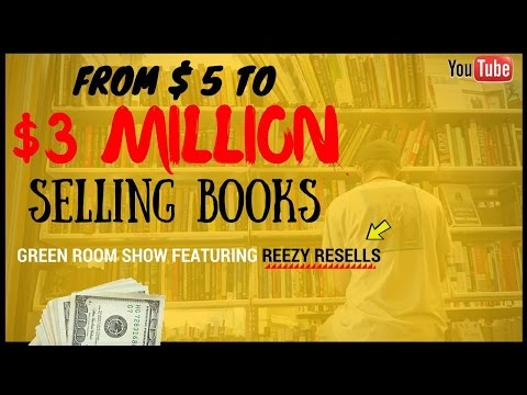 From $5 To 3.3 Million Dollars Selling Books On Amazon FBA With Reezy Resells