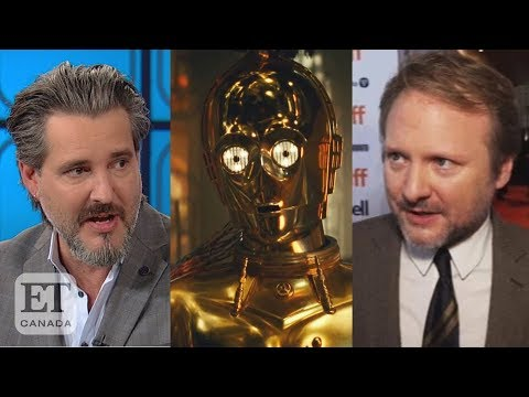 Rian Johnson Reacts To 'Rise Of Skywalker' Trailer