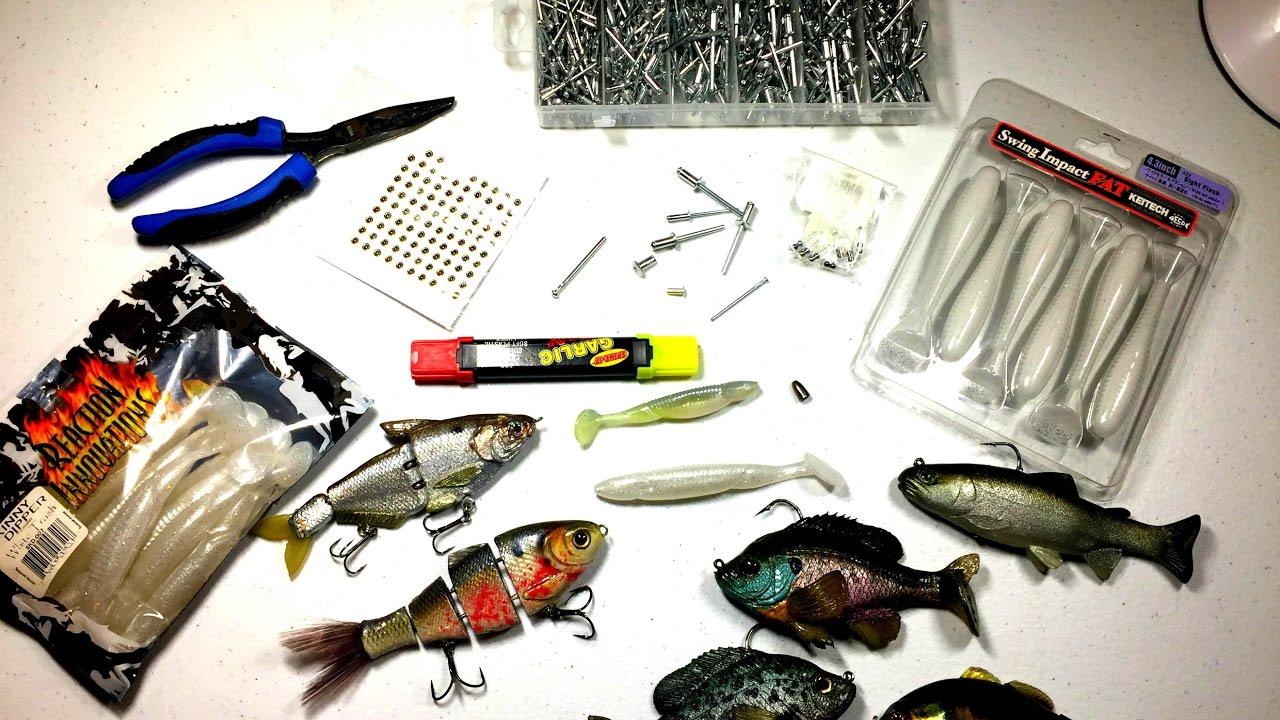 Swimbait Fishing HACKS