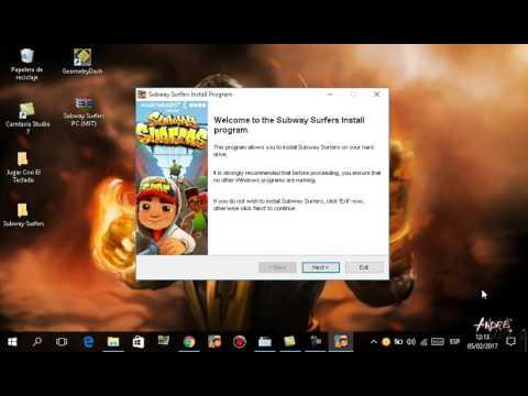 Como Descargar Subway Surfers Para Pc Windows 7,8,8 1,y10