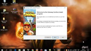 como descargar Subway Surfers para pc windows 7,8,8 1,y10