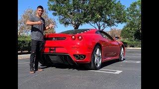 Buying my Dream Ferrari at 24 Years Old