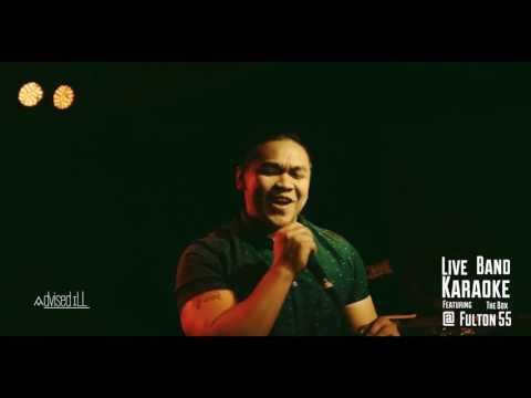 Live Band Karaoke 12/28/16 recap