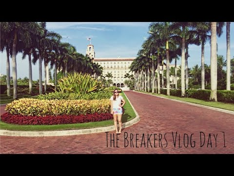 Palm Beach | The Breakers | Vlog 1