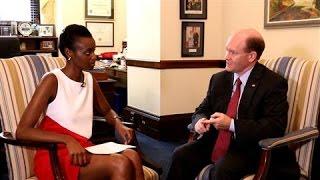 Sen. Chris Coons: U.S. is Behind China in Africa
