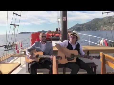 wedding boat cruise dubrovnik to Hotel Croatia