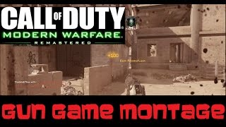 MWR - One Game Montage! Gun game on Backlot | Song: Paper Clowns Egzod