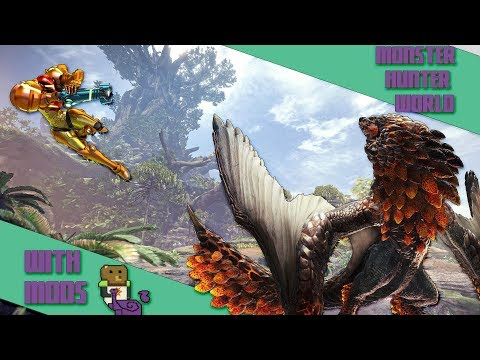 Download Mhw With Mods Samus Suit MP3, MKV, MP4 - Youtube to MP3