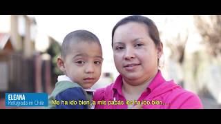 Una familia refugiada colombiana cuenta cómo se integró en Quilicura, Chile - Versión corta