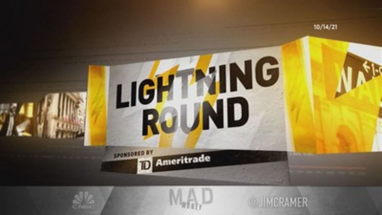 Download Cramer's lightning round: I would double down on American Eagle Outfitters