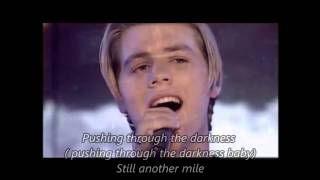 Westlife - I Have A Dream with Lyrics (Live)