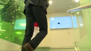 Allras vd lämnar sin post - Nyheterna (TV4)