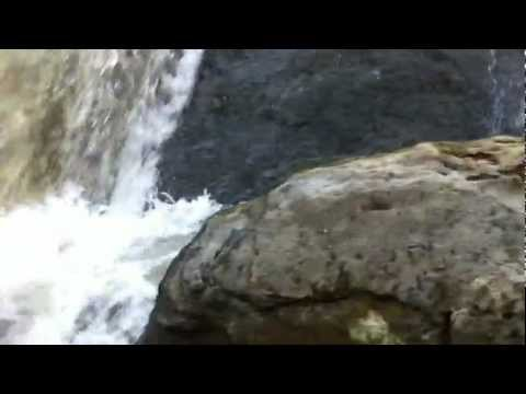 Vermont Waterfalls, Jay Vt. Watch In 720HD