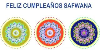 Safwana   Indian Designs - Happy Birthday
