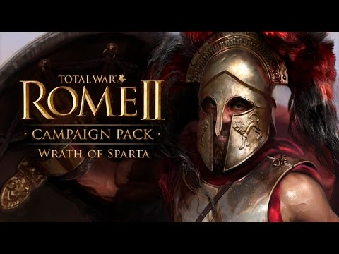 Total War: Rome 2 - Wrath of Sparta - Announcement and Info! |