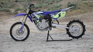 Insane Nitro Methane Hill Climb Bike - Dirt Bike Magazine thumbnail