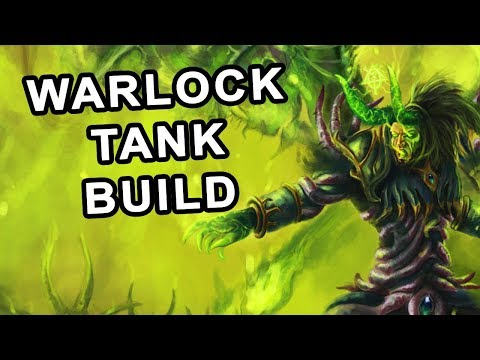 Warlock Immortal Tank Build in Classic WoW