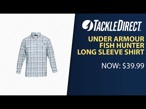 Under Armour Fish Hunter Sale At TackleDirect