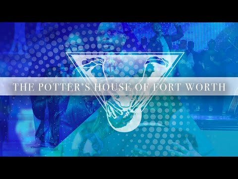 The Potters House Fort Worth 2020 White Out Celebration