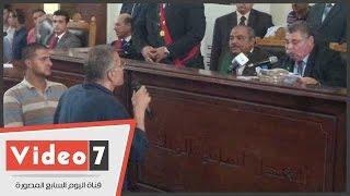 """حوار ساخن بين عصام سلطان وقاضى """"أحداث رابعة"""" والسبب 5 رزم يورو"""