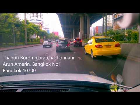 ทางหลวงพิเศษหมายเลข9 AH2-ถนนบรมราชชนนี ปิ่นเกล้า Thanon Borommaratchachonnani