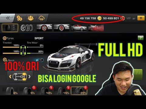 CarX Drift Game Android Racing Full HD Dan Penuh Mobil Keren MOD Bisa Sinkron Ke Facebook