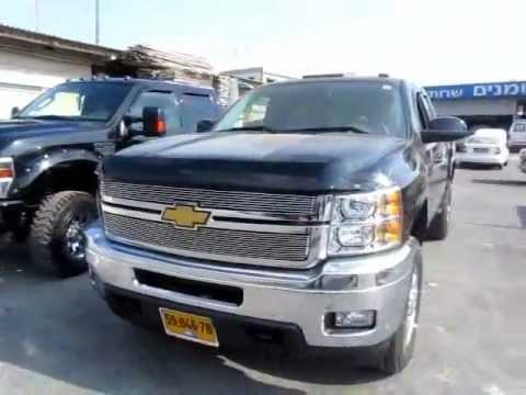 Chevrolet Silverado 2500HD Amp-Research & Bak Industries - YouTube on
