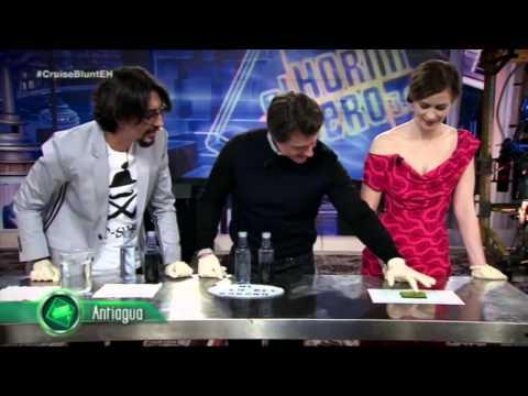 Том Круз и Эмили Блант используют Ultra Ever Dry