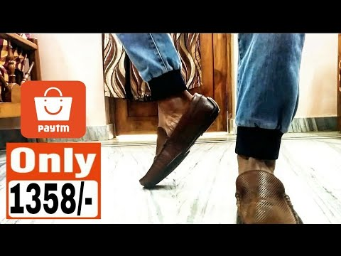 abaf15e2c1 Red Tape Loafers unboxing. - YouTube