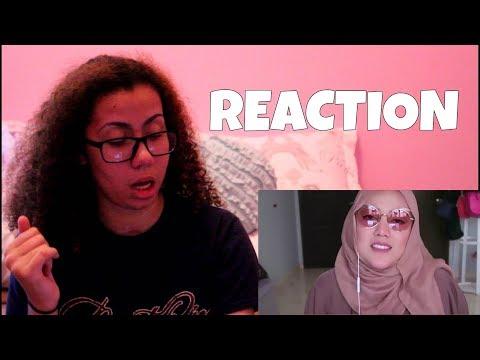 Shila Amzah - New Rules Reaction