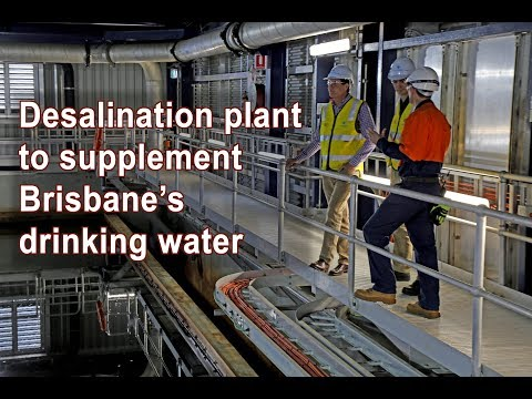 Gold Coast Desalination Plant