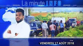 LaMinuteInfo: le cadavre de Stellio Tonta retrouvé, foul play soupçonné