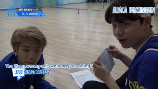 [eng] Produce 101 Season 2 | 101 Tv Relay Cam
