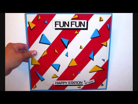 Fun Fun - Happy station (1983 Bonus track)